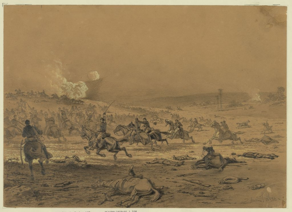 confederate charge essay Essays - largest database  april 2000 the battle of gettysburg the turning point of the civil war gettysburg was the turning point of  the men in charge of the .