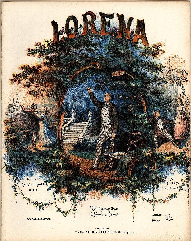 Image result for lorena civil war