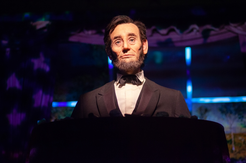 Animatronic Lincoln