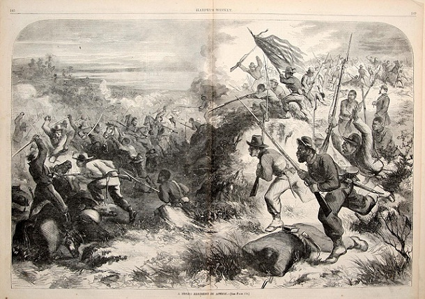 History essay generatoron black civil war soldiers